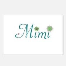 Spring Mimi Postcards (Package of 8)