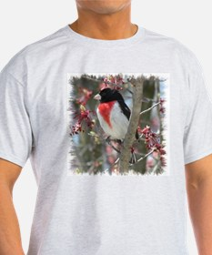 Rose-breasted Grosbeak T-Shirt