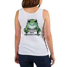 Frog Collector Women's Tank Top