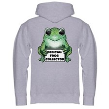 Frog Collector Jumper Hoody