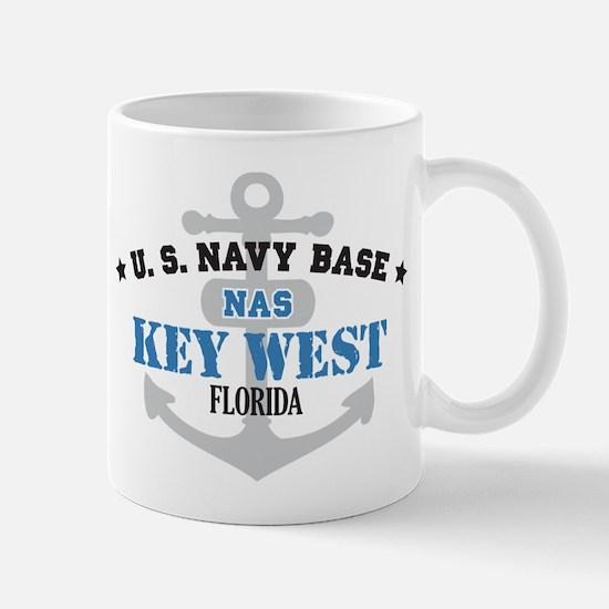 US Navy Key West Base Mug