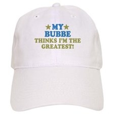 Greatest Bubbe Baseball Cap
