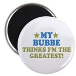 Greatest Bubbe Magnet