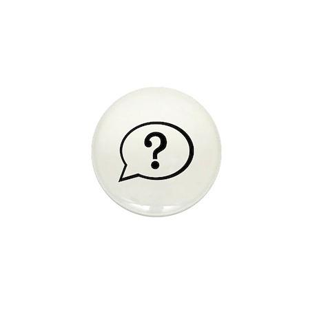 Speech bubble Mini Button (10 pack)