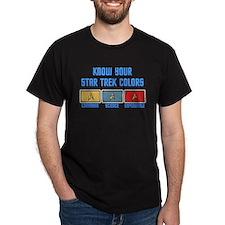 ST: Colors T-Shirt