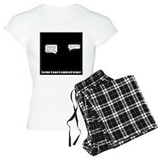 Techie Class Reunion Pajamas