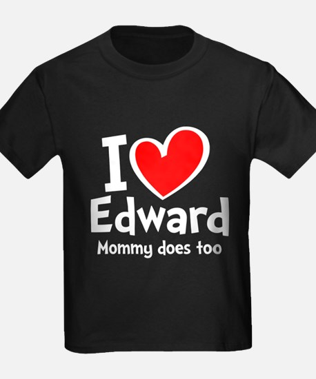 Heart Red Edward T