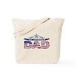 All American Dad #1 Tote Bag
