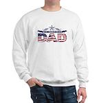 All American Dad #1 Sweatshirt