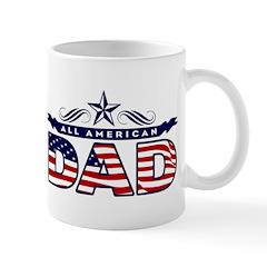 All American Dad #1 Mug