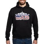 All American Dad #1 Hoodie (dark)