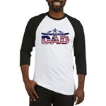 All American Dad #1 Baseball Jersey