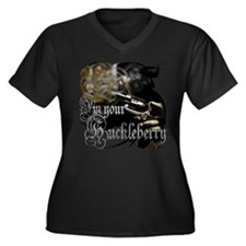 """I'm Your Huckleberry"" Women's Plus Size"