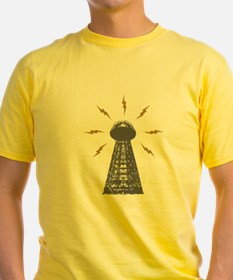 The Death Ray Tower T