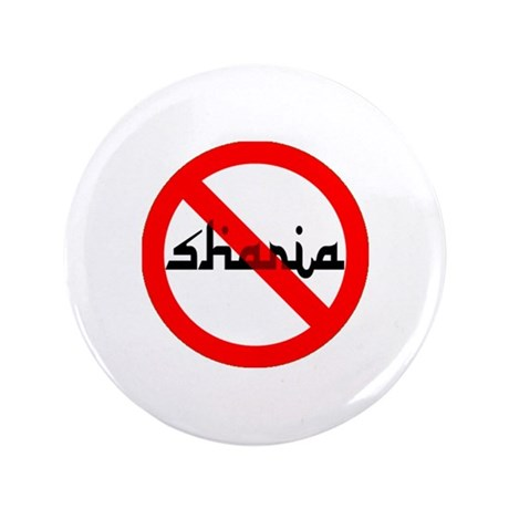 "AL QUAEDA FLAG 3.5"" Button"