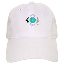 Earth Day Baseball Cap