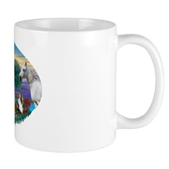 StFrancis-Dogs-Cats-Horse Mug