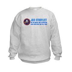 ST: Starfleet Sweatshirt