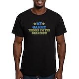 Gammy Fitted T-shirts (Dark)