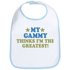 Greatest Gammy Bib