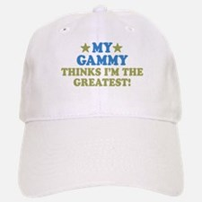 Greatest Gammy Baseball Baseball Cap
