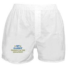 Greatest Gammy Boxer Shorts
