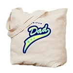 All American Dad #2 Tote Bag