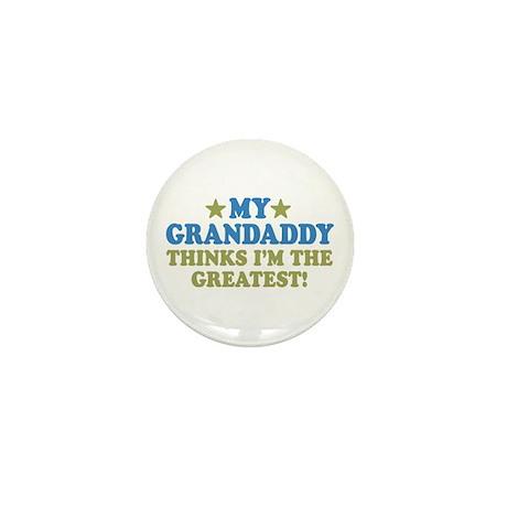 Greatest Grandaddy Mini Button