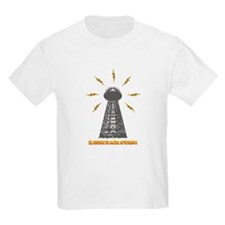 The Death Ray Tower and Title T-Shirt