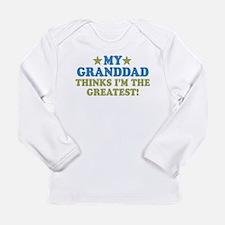 Greatest Granddad Long Sleeve Infant T-Shirt