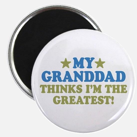 Greatest Granddad Magnet