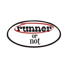 Runner! or not Patches