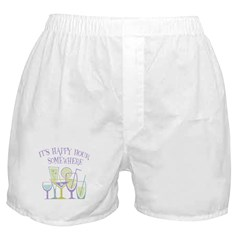 Happy Hour [2] Boxer Shorts