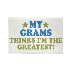 My Grams Rectangle Magnet (100 pack)