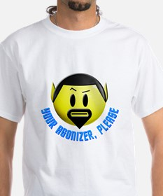 ST: Spock Smiley6 Shirt