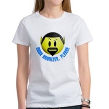 ST: Spock Smiley6 Tee