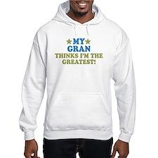 My Gran Hooded Sweatshirt