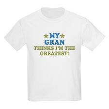 My Gran Kids Light T-Shirt