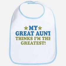 My Great Aunt Bib