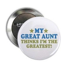 "My Great Aunt 2.25"" Button"