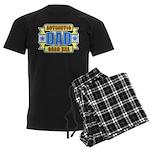 Authentic Dad Gear Men's Dark Pajamas