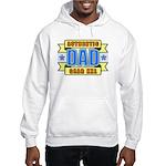 Authentic Dad Gear Hooded Sweatshirt