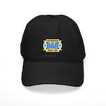 Authentic Dad Gear Black Cap