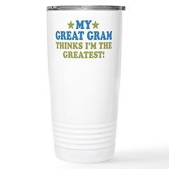 My Great Gram Travel Mug