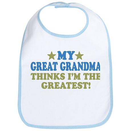 My Great Grandma Bib
