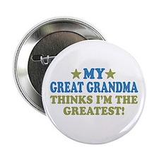 "My Great Grandma 2.25"" Button"