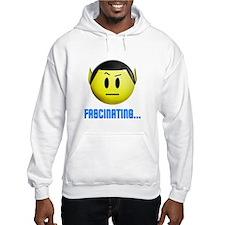 ST: Spock Smiley2 Jumper Hoodie