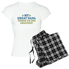 My Great Nana pajamas