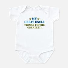 My Great Uncle Infant Bodysuit