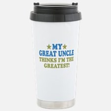 My Great Uncle Travel Mug